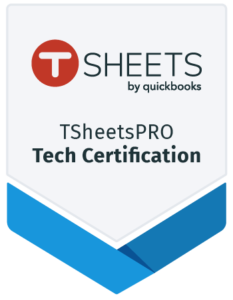 TSheets Pro Tech Certification